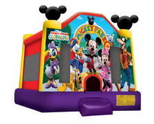 Micky Mouse Bounce House 13x14